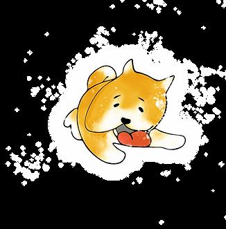 youtube企業公式チャンネルのコンサル・プロデュース・運用代行を行う映像制作会社のHP犬キャラ画像