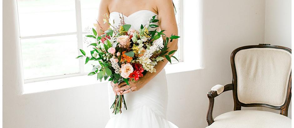 Ark Chapel - Durant Wedding Venue - Styled Shoot