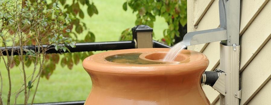 Rainwater Collector / Colector agua lluvia