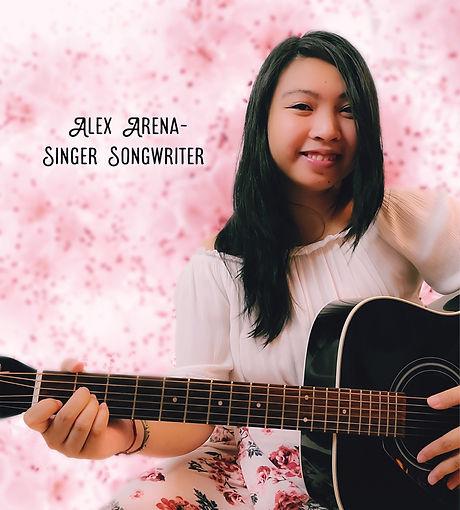 Alex Arena - Singer Songwriter