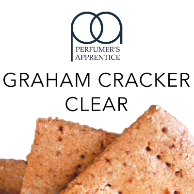 Ароматизатор TPA/TFA Graham Cracker Clear Flavor