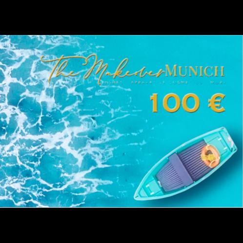 Wertgutschein über 100 €