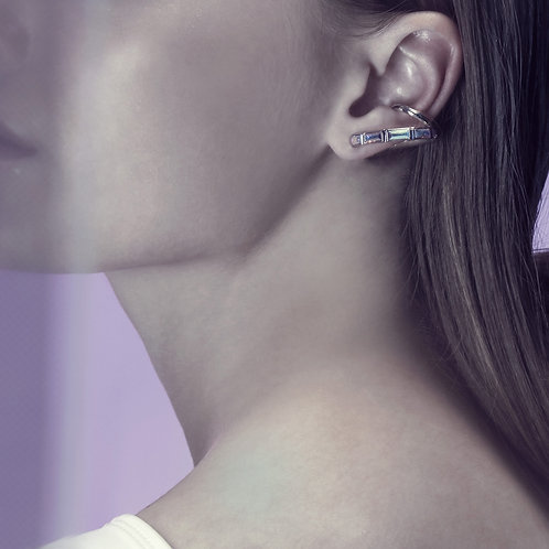 Altered-Native ear cuff (pair)