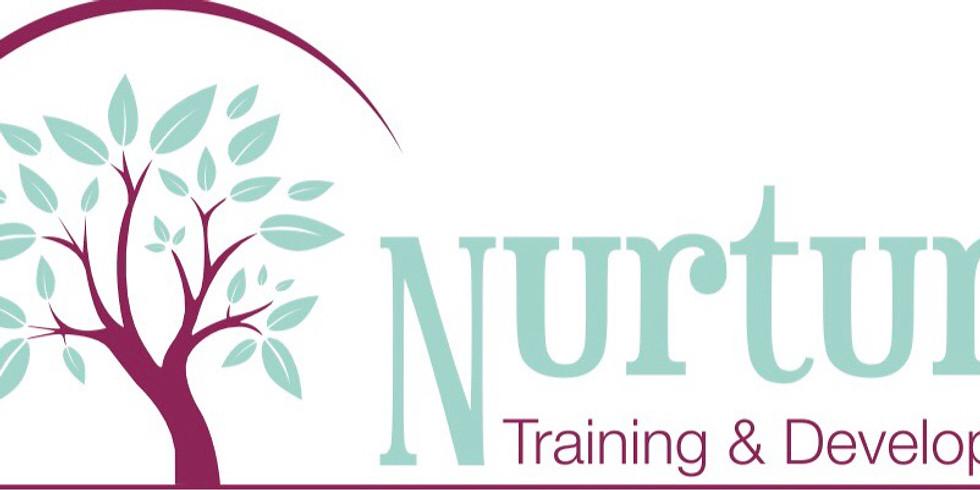 Happy 1st Birthday Nurture Training & Development