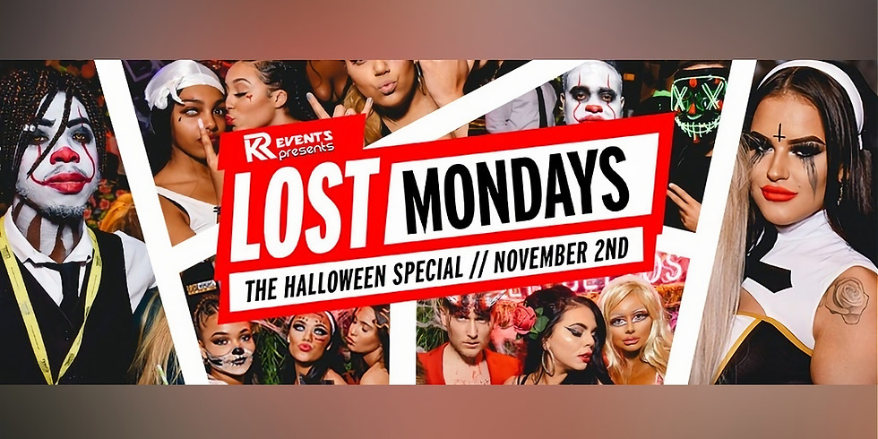 Lost Mondays Halloween special!