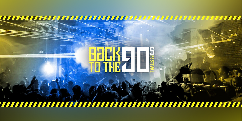 Indoor 90s Festival - Bournemouth 2020