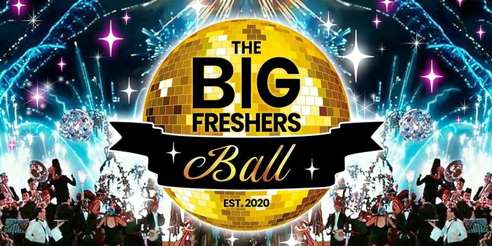 The Big Freshers Ball - Bournemouth