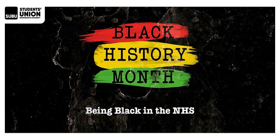 Being Black in the NHS
