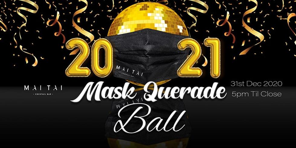 New Years Eve - MaskQuerade Ball @ Mai Tai