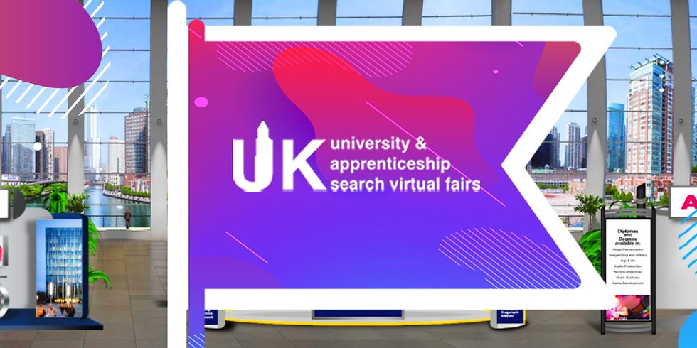 UK University & Apprenticeship Search Virtual Fair for the South-West of England