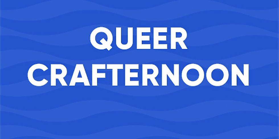 Meet Democracy and Campaigns: Queer Crafternoon