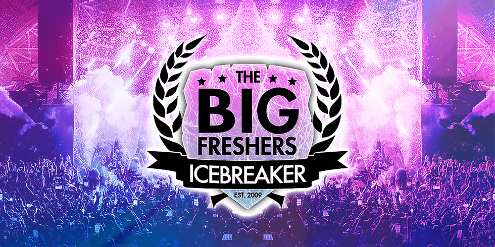 The Big Freshers Icebreaker Bournemouth - A Socially Distanced Freshers Show - THE FINALE WEEK!!