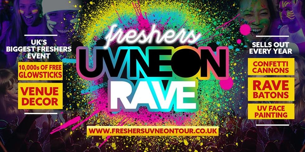 Bournemouth Freshers UV Neon Rave   Bournemouth Freshers 2020