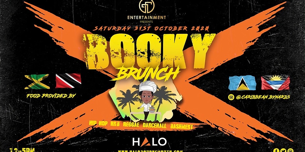 The Booky Brunch