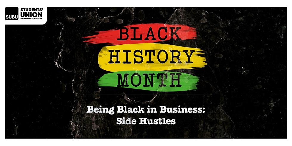 Being Black in Business: Side Hustles
