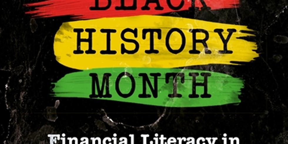 Black History Month: Financial Literacy in Black Communities