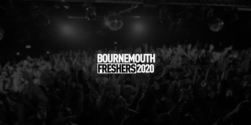 Bournemouth Freshers 2020