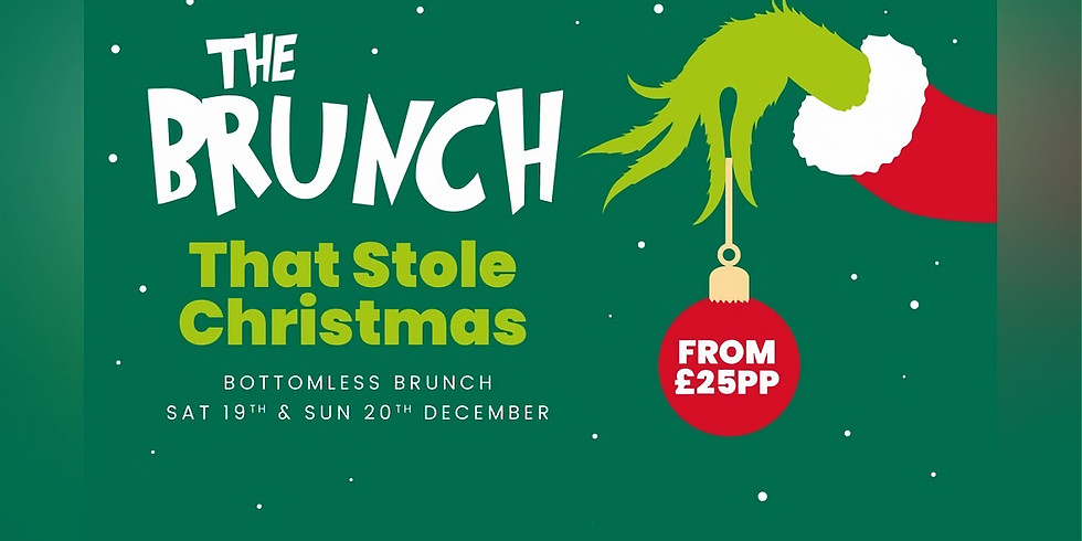 The Brunch That Stole Christmas @ Revolution Bournemouth 20/12/2020