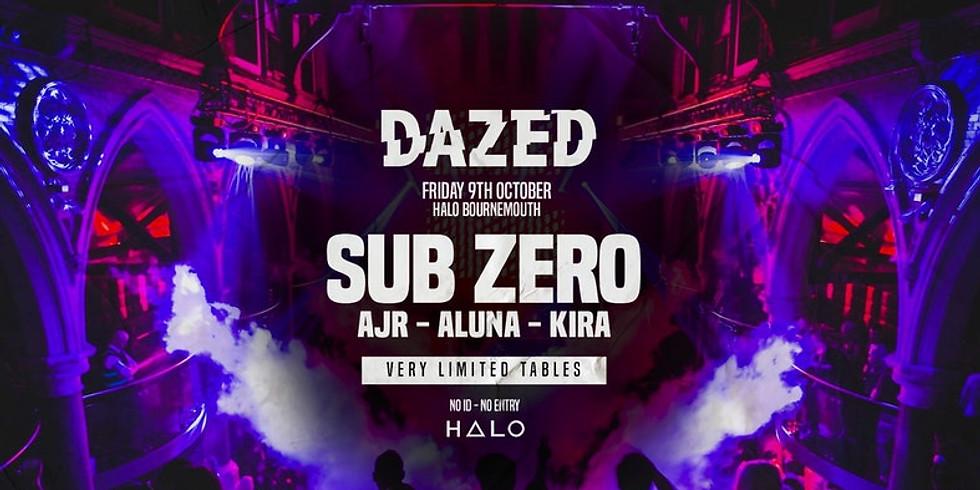 Dazed Presets: Sub Zero