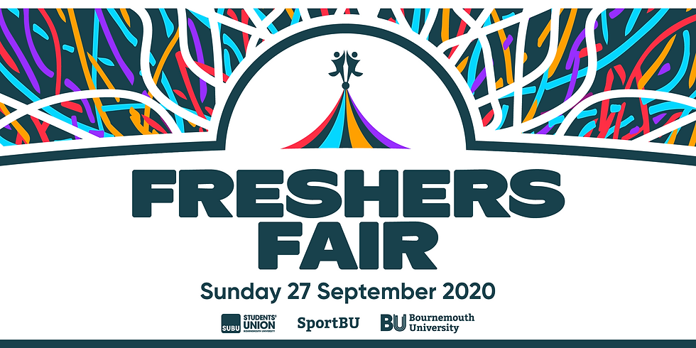 SUBU Freshers' & Refreshers Fair 2020