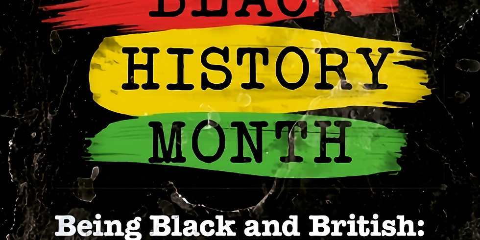 Black History Month: Being Black and British: Windrush