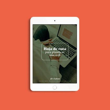 Hoja de ruta para planificar tu Web (PDF)
