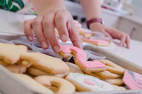 Workshop Presencial Cookies decoradas
