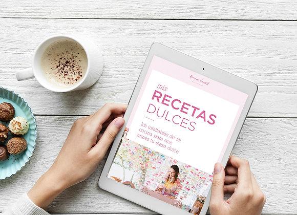 E-Book mis recetas!