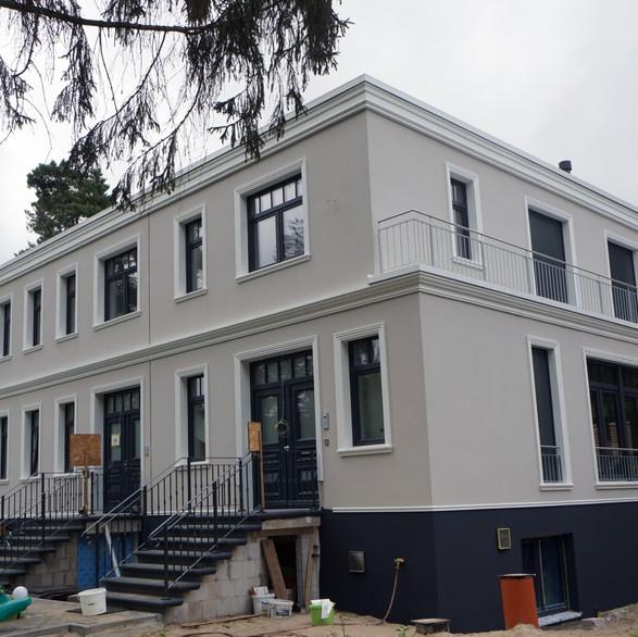 2-Familien-Haus in Rissen