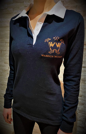 Warrior Woman® Rugby Style Top
