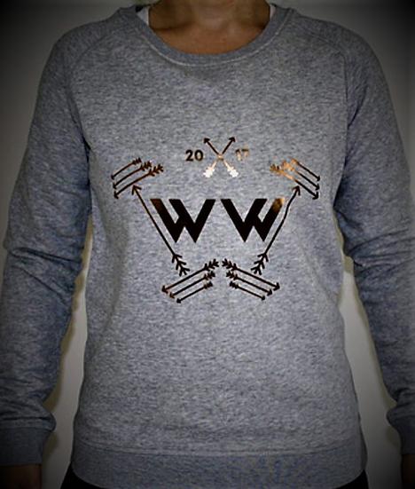 Warrior Woman® Logo Sweatshirt