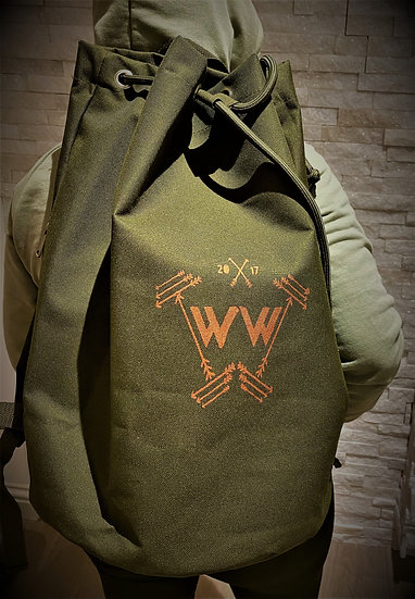 Warrior Woman® Drawstring Rucksack