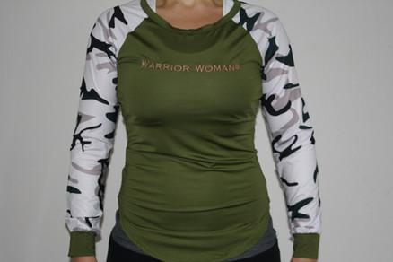 WW Long Sleeve Camo Top - Khaki.jpg