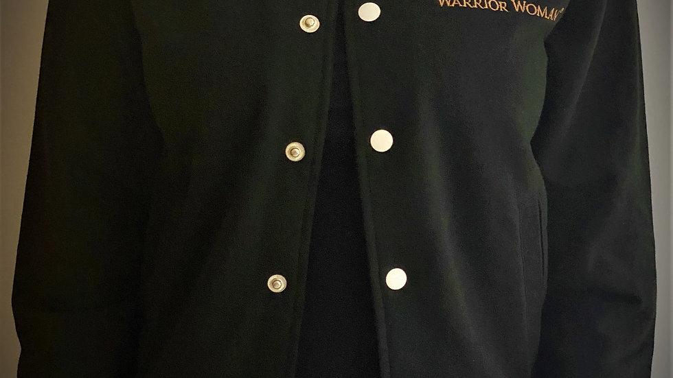 Warrior Woman® Varsity Jacket