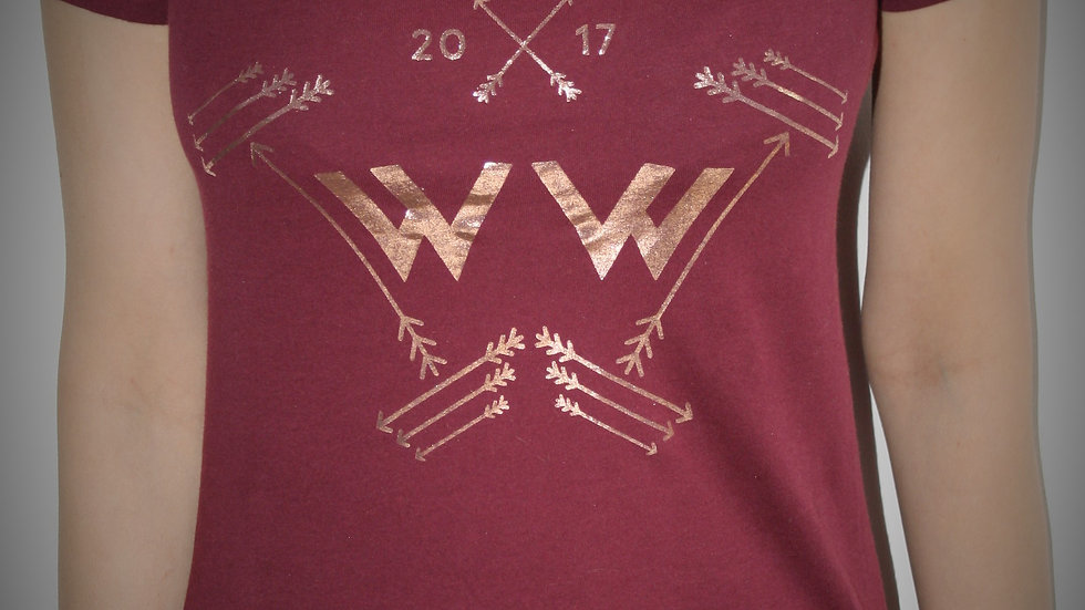 Warrior Woman® Logo Tee