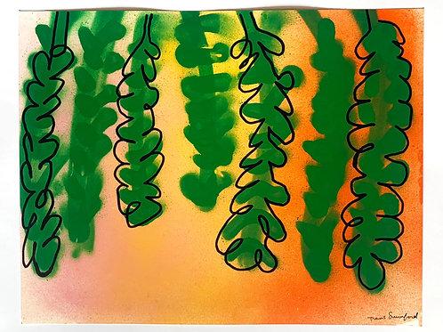 floral sketch 7