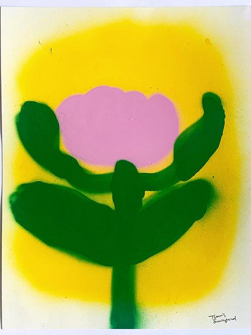 floral sketch 1