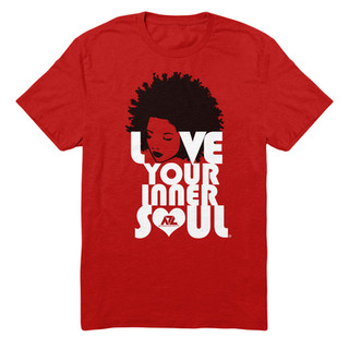 Love Your Inner Soul - Red