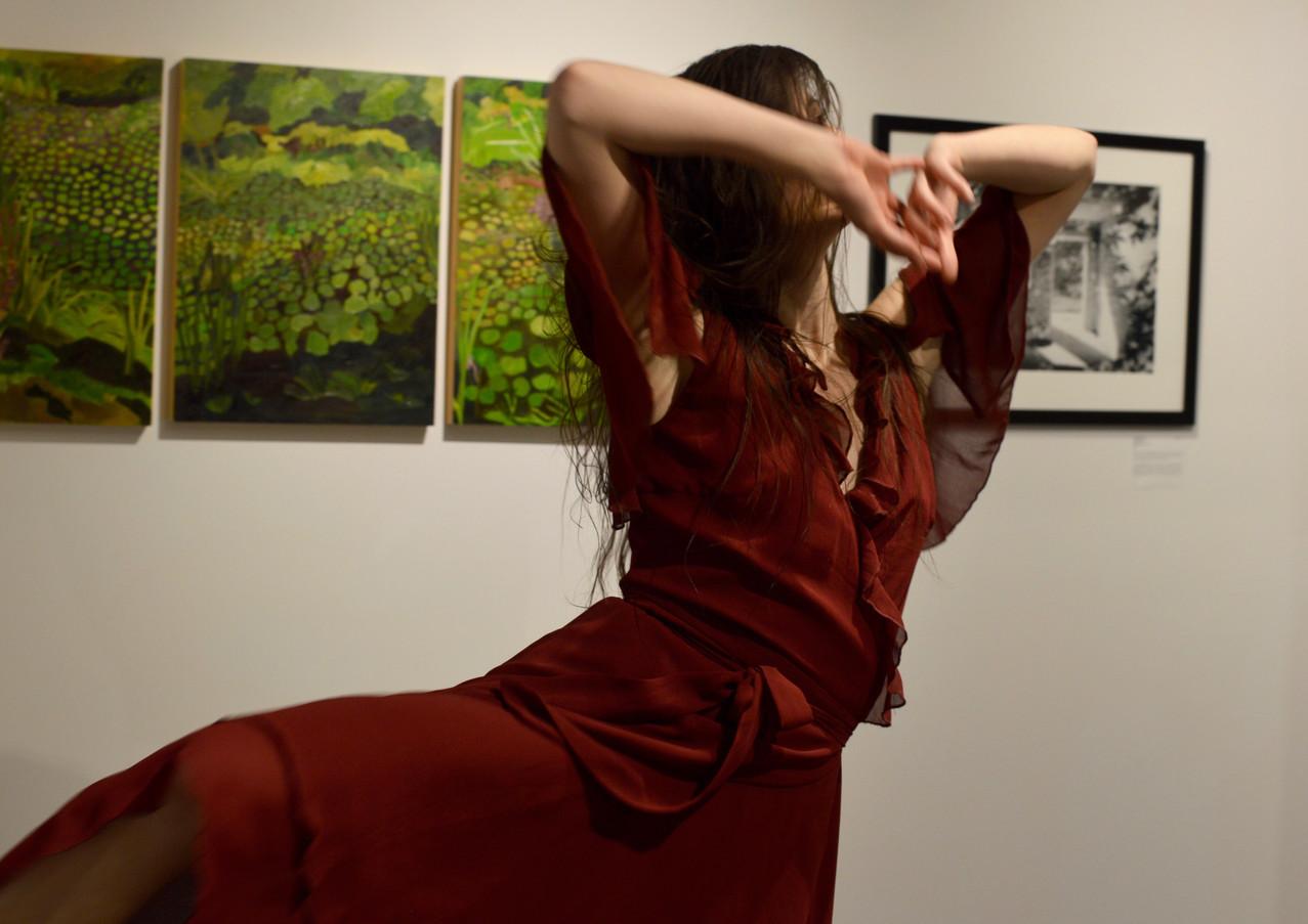 Jen Passios - Fountain Street Gallery