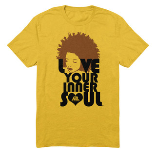 Love Your Inner Soul - Yellow