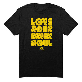 Love Your Inner Soul Words - Yellow