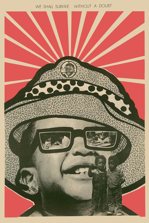 We shall survive without a doubt, 1971, tác phẩm của Emory Douglas - Blitz Creatives
