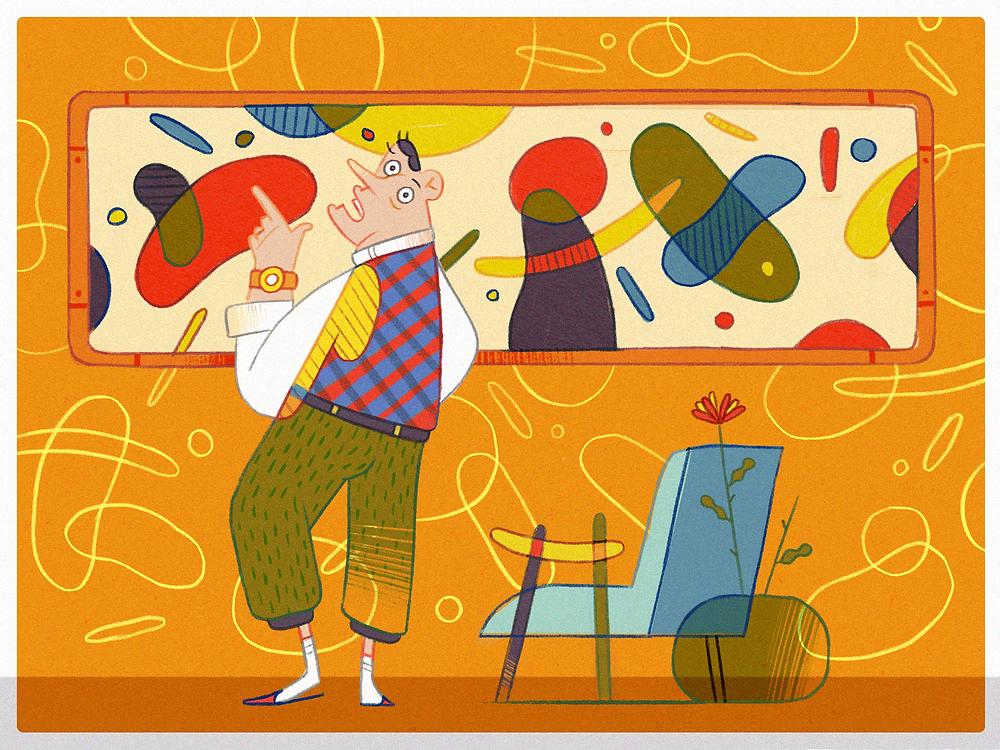 Minh họa bởi Dmitrij - Blitz Creatives