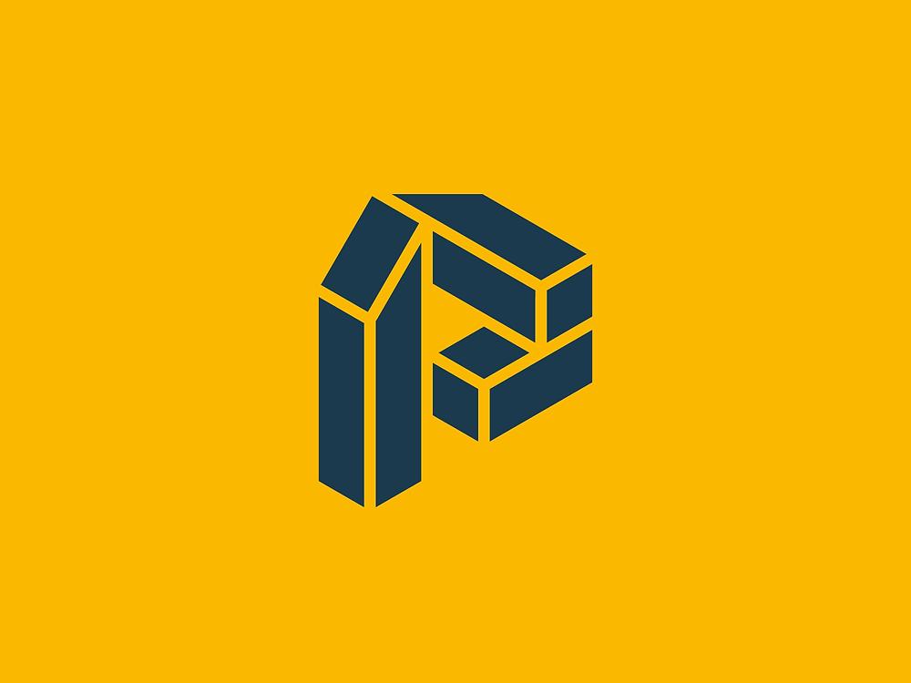 Portsmere Construction — New Logo Design by Connor Fowler (.com) - Blitz Creatives