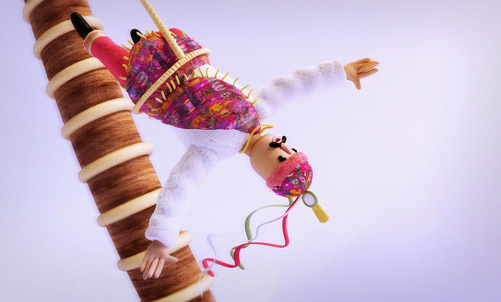 Volador ở Papantla - Blitz Creatives