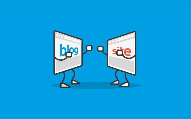 Blog web là gì? Điểm khác biệt giữa Website và Blog là gì? - Blitz Creatives