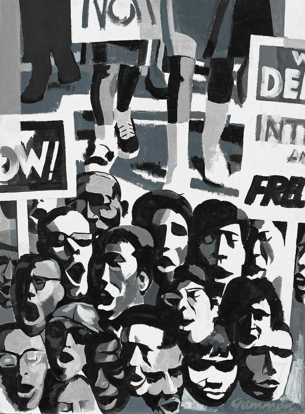 Bức tranh Freedom Now - Blitz Creatives