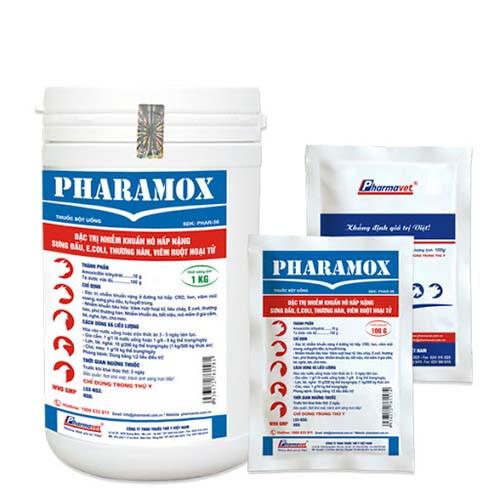 Thuốc Pharamox
