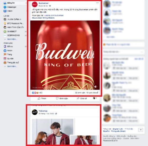 Vô vàn quảng cáo trên Internet - Blitz Creatives