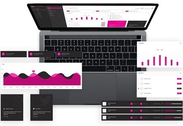 Một ví dụ về digital design (bởi Infr.) - Blitz Creatives